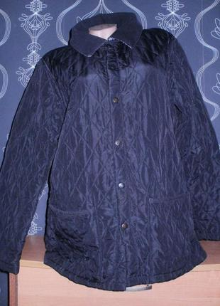 Стёганая куртка пог 54