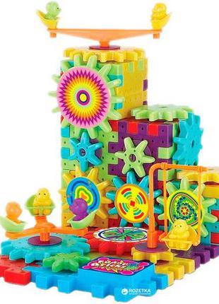 Детский развивающий 3D конструктор Фанни Брикс Funny Bricks 81...