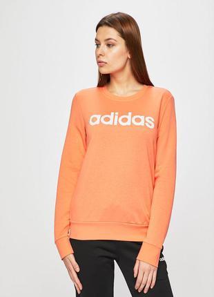 Джемпер женский adidas essentials linear ei0679