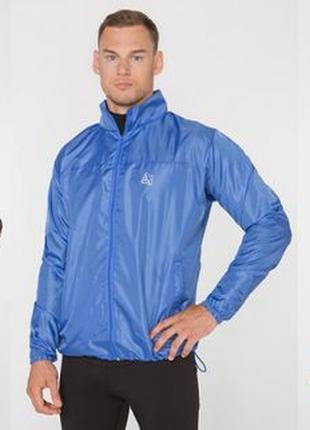 Легкая куртка-ветровка-дождевик Radical с капюшоном, мужская, ...