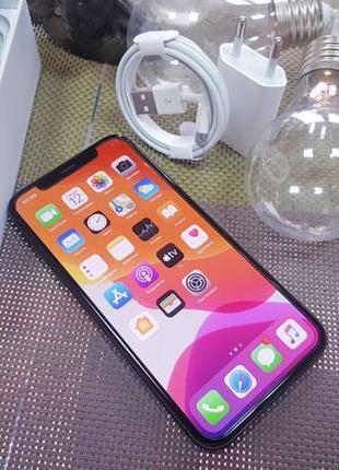 Apple iPhone X 256Gb. ( neverlock ), Идеалы, с гарантией от ма...