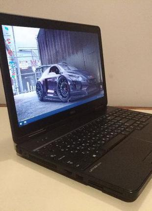 Игровой Ноутбук DELL 5540/Full HD/i5-4300/NVIDIA 2Gb/8GB/500