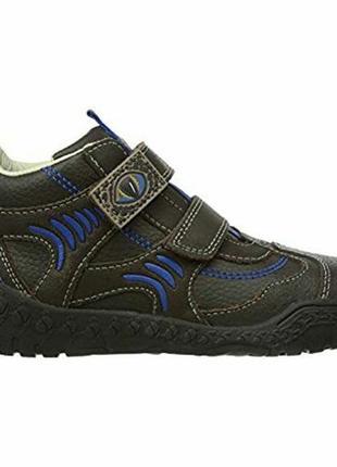Оригинал-кожаные демисезонные ботинки тм clarks 24 размер