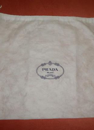 Пыльник мешок сумка prada