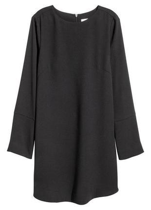 Платье прямого кроя  h&m 10 размер