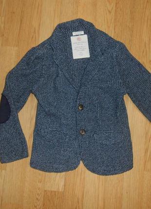 Пиджак на мальчика 4-5 лет