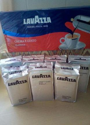 Кофе Лавазза Lavazza