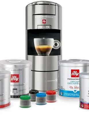 Кофе в капсулах  Illy iperrspresso