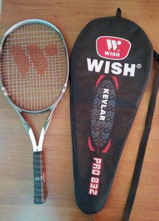 Теннисная ракетка Wish 832