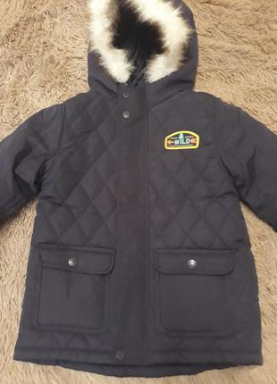 Куртка на мальчика 122 р