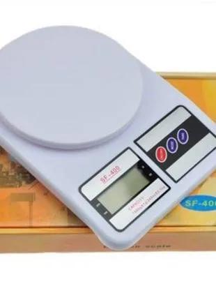 Весы кухонные SF400 до 10кг
