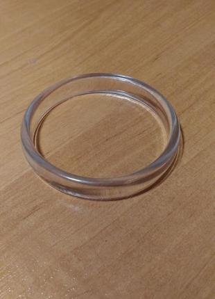 Прозрачный браслет