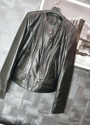 Куртка из натуральной кожи!