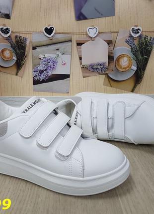 кросівки, экокожа