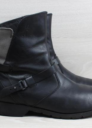 Женские кожаные ботинки / сапоги teva, размер 40