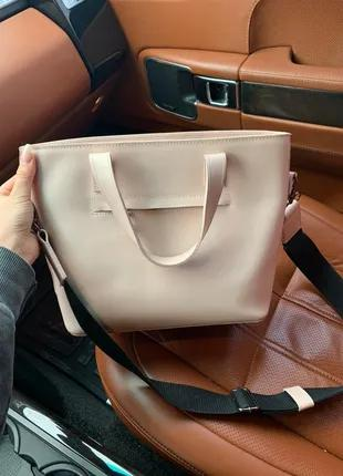 Женская кожаная сумка. ИТАЛЬЯНСКАЯ КОЖА! Натуральная кожа