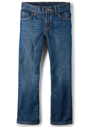 Качественные классические джинсы мальчику