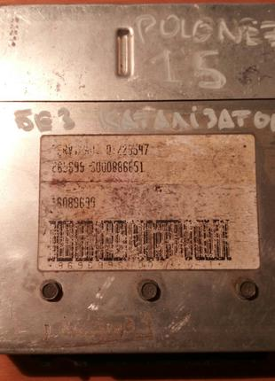 Блок управления двигателя Alfa Romeo 33 1,5 16089699