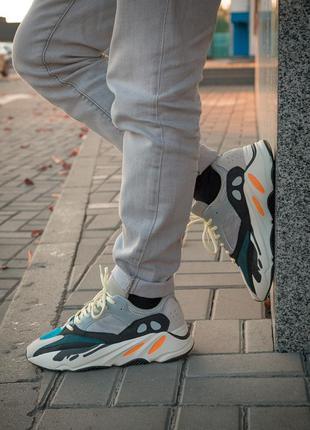 Adidas yeezy 700 женские кроссовки адидас изи буст