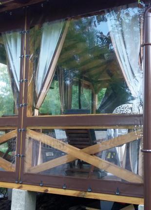 Эконом-вариант открывающиеся гибкие окна