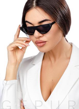 """Солнцезащитные очки """"кошачий глаз"""""""