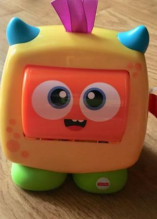 Игрушка Fisher price монстрик