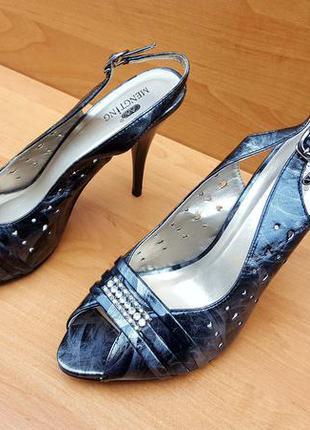 Женские крутые туфли на каблуке! код: 8