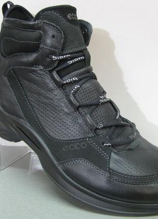 Ботинки ECCO BIOM FJUEL M 837584/01001 р-ры ,44