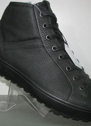 Ботинки ECCO SOFT 7 TRED 450214/01001 р-ры 39 ,42,43,