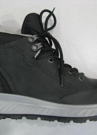 Ботинки высокие ECCO EXOSTRIKE 761813/02001 р -ры 33.34.35