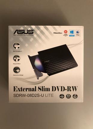 Asus Внешний СD привод DVD+RW