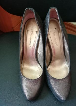 Туфли 👠 на высоком каблуке