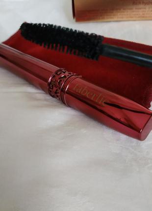 Супер-моделирующая тушь для ресниц 5в1 объемная черная