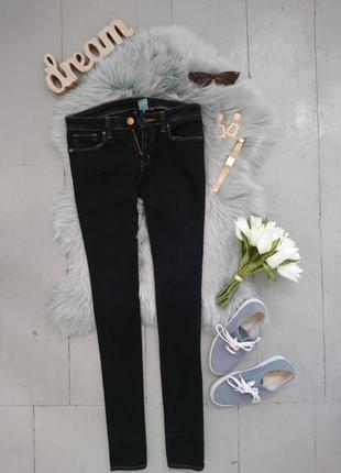 Актуальные зауженные джинсы слим скинни высокий рост №36ma