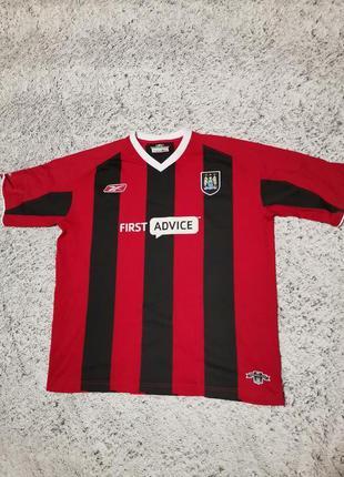 Футболка футбольная, манчестер сити, 2003-2004, manchester