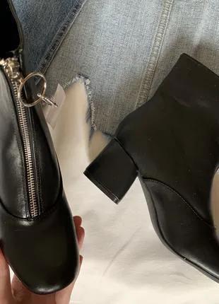Женская обувь - ботинки демисизонные
