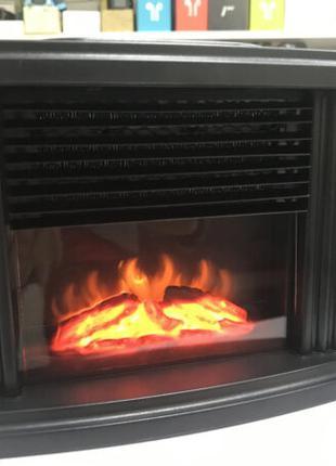 Камин обогреватель Flame Heater с ПУЛЬТОМ Лучшая цена