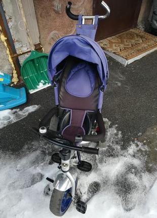 Продам велик детский трёхколёсный