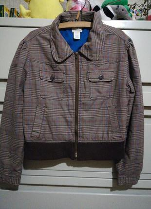 Лёгкая куртка во/w15