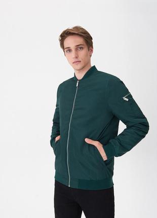 Новая демисезонная куртка бомбер ноusе