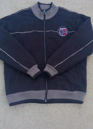 Куртка бомбер tcm norway
