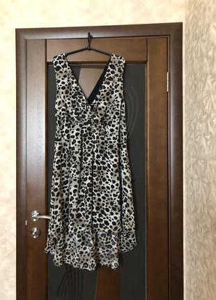 Шикарное трендовое платье большого размера наш 58-60 и больше ...