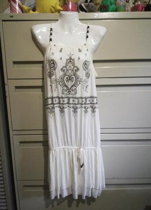 Платье туника размер 12-14