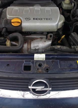 Двигатель Опель Вектра Б