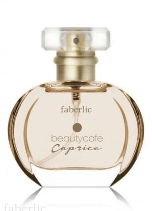 Парфюмерная вода для женщин Beautycafe Caprice Faberlic