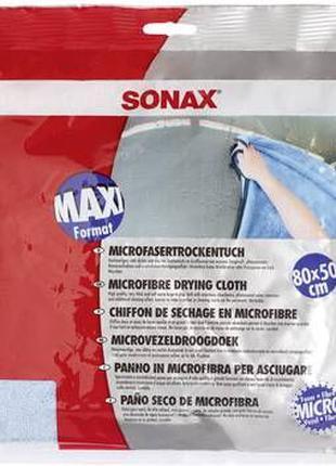 Sonax MicrofaserTrockenTuch_Ткань для cушки из микрофибры