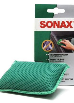 Sonax InsektenSchwamm_Губка для удаления насекомых