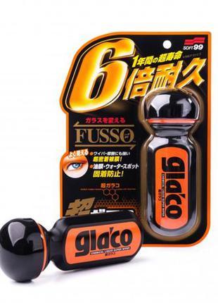SOFT99_ULTRA GLACO — антидождь для стекол длительного действия