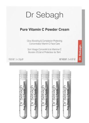 Dr sebagh крем с витамином с pure vitamin c powder cream