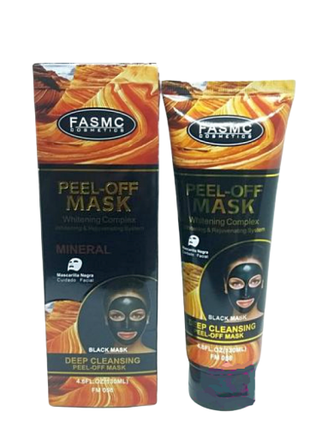 Маска - Пленка для лица Fasmc cosmetics Mineral 130 мл